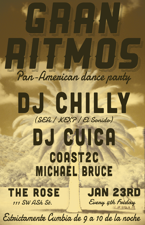 Gran Ritmos with DJ Chilly