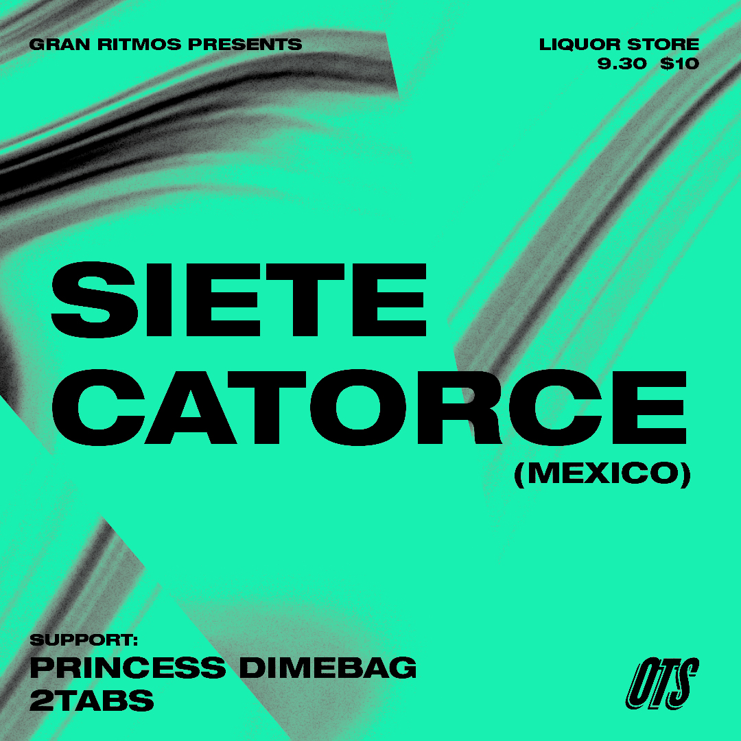 Siete Catorce at Gran Ritmos September 30th 2017